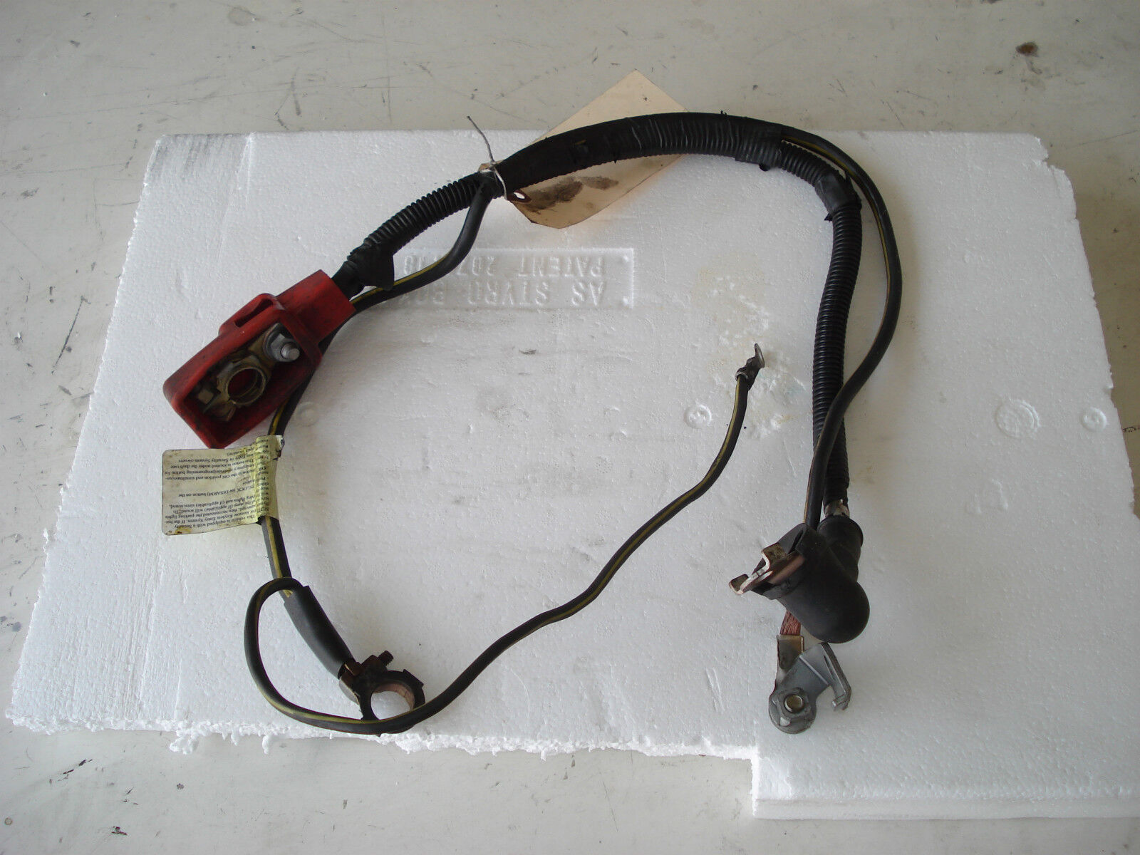 98 99 00 01 02 Subaru Forester Starter Wire Harness OEM USED