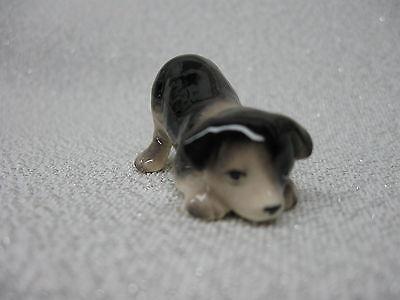 Border Collie Pup Figurine by Hagen Renaker