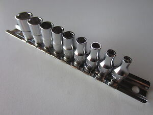 BRITISH-ASSOCIATION-BA-9-PIECE-SOCKET-SET-TOOL-BSA-TRIUMPH-NORTON-AJS-MATCHLESS