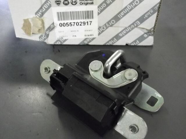 Genuine Fiat Grande Punto, Punto EVO Boot Lock