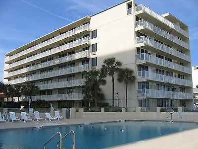 Daytona Beach Florida Castaways Oceanfront Condo Newly *Refurbished* Rental WiFi
