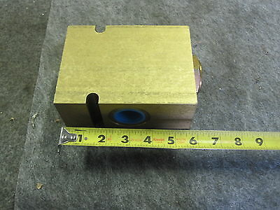 Vickers Spc1-4686 Hydraulic Flow Valve New