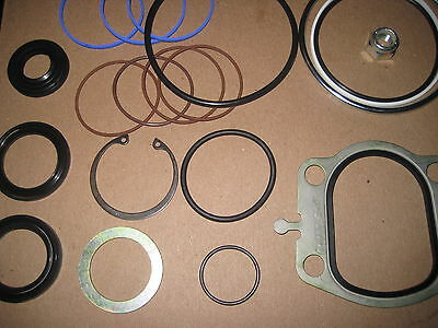 Power Steering Box Seal Kit Chevrolet Gmc Truck Sk410