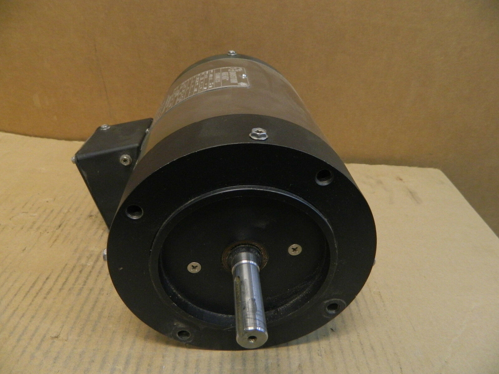 Boston Gear Electric Motor Fut Ss Futss Ss 46488 1 2 Hp