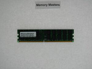 38L5916 2GB  DDR2 PC2-3200R-333 2Rx4 ECC Registered IBM Server memory