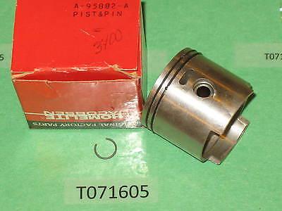 Genuine Homelite 95882 A-95882-a Piston & Rings Set 330 Chain Saw