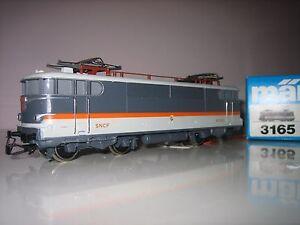 Marklin-H0-3165-SNCF-Locomotiva-elettrica-CONDIZIONE-NUOVA-CONFEZIONE-ORIGINALE