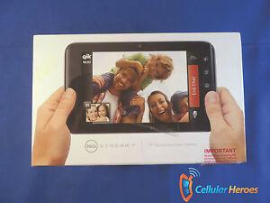 GOOD-IN-BOX-Dell-Streak-7-16GB-Wi-Fi-4G-T-Mobile-7in-Black-Clear-ESN