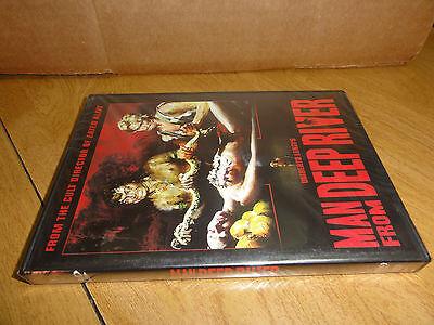 Man From Deep River (dvd) Umberto Lenzi, Ivan Rassimov, Me Me Lai, Brand