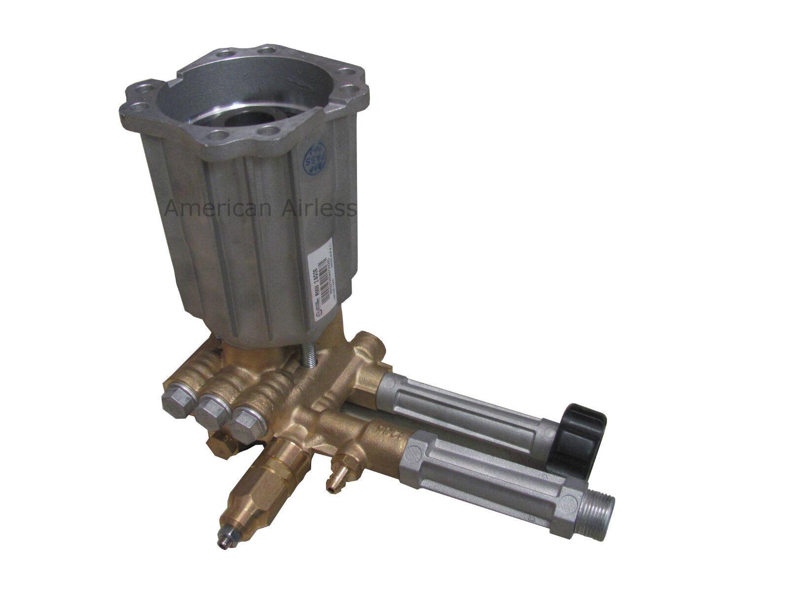 Pressure Washer Pump Vertical Shaft Ar 2600 Psi Rmw2 5g26d