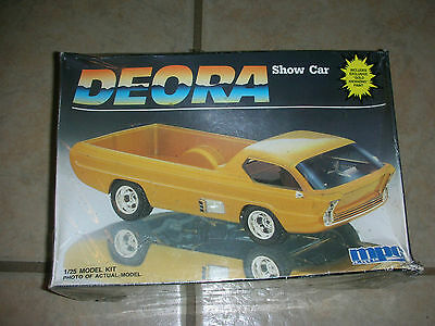 Ertl Mpc Deora Show Car Plastic Model Kit - 1/25 - 6221 (12 T)