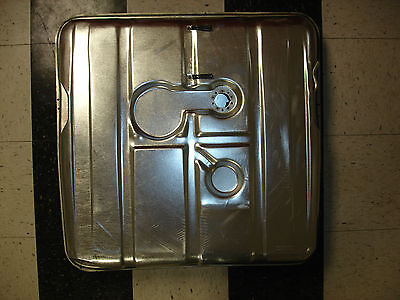 1958 Cadillac gas/fuel tank with Sending unit & strap kit