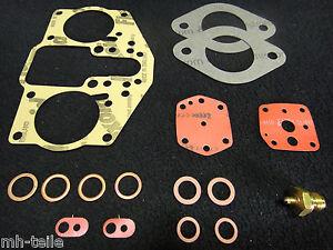 M&D Solex 40 PII-4 Vergaser Dichtsatz passend für Porsche 356 / 912