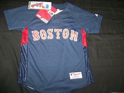 Majestic Boys Boston Red Sox Jersey Small