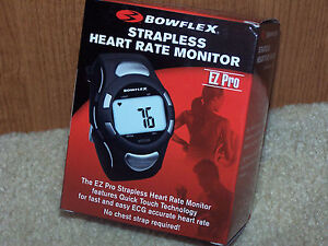 BOWFLEX STRAPLESS HEART RATE MONITOR WATCH - EZ PRO