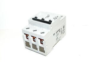 Siemens 5sx23 3pole 3a 480v 3 phase circuit breaker motor for 480v 3 phase motor