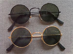 lunettes rondes les bons plans de micromonde. Black Bedroom Furniture Sets. Home Design Ideas