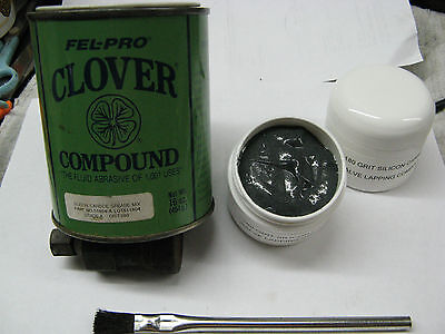 Motorcycle And Auto Valve Lapping Compound 120 Grit