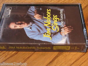Jim-Nabors-Sings-your-all-time-favorites-tape-1-cassette-tape-RARE