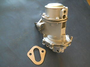 Jeep Willys CJ2A M38 M38A1 CJ3A Vacuum and fuel pump combo