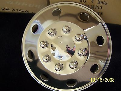 Rockwood Rv Motorhome 16 Hubcaps Wheelcovers 2012 2000 2001 2002 All Years