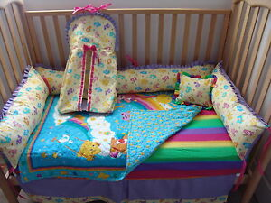 Care Bear Crib Bedding Ebay