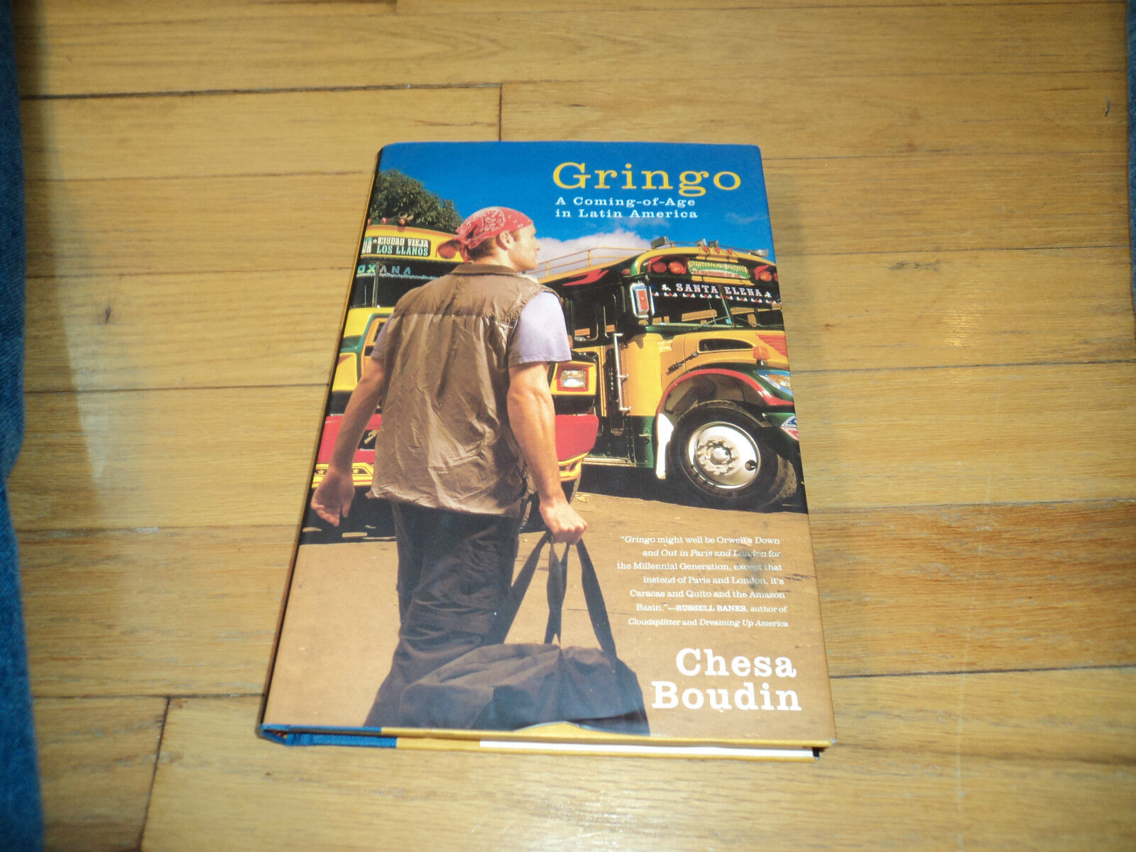 Gringo A Coming Of Age Latin America Chesa Boudin From Usa To Venezuela Chavez