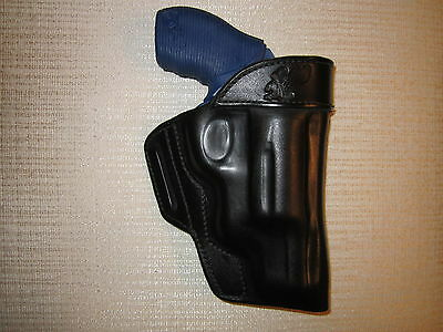 Fits Taurus 4510 Poly Public Defender, Formed Leather,owb, Belt Holster
