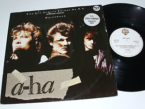 A-HA-The-Sun-Always-Shines-On-T-V-extended-version-1985-UK-12-034-Maxi-Single