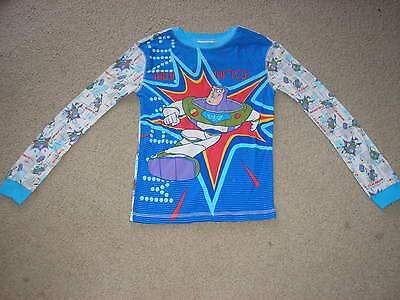Disney Toy Story Buzz Lightyear Pajamas Size 12 Disney Store