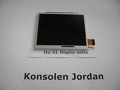 Nintendo Dsi Xl Display , Lcd Unten