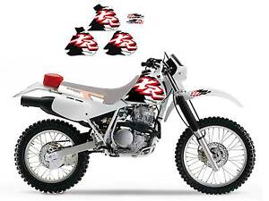 New BB XR 250/400 96-06 Tank Decals Stickers Graphics Enduro
