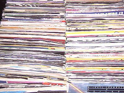"""120 x 7"""" Singles Sammlung - 80er Jahre  Pop , Schlager ,  Rock + Disco"""