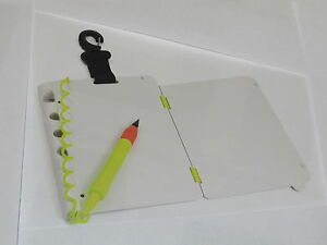 Deluxe-Scuba-Diving-foldable-Writing-Slate-with-pencil