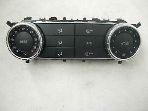 Mercedes Benz SLK  R172 Klimabedienteil A 172 900 21 03 A1729002103  Neu