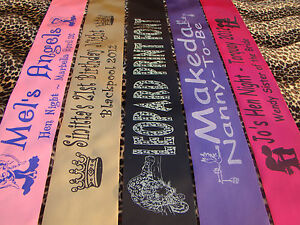 Personalised-Hen-Party-Sash-Hen-Night-Accessory-Birthday-Bride-Sash-etc