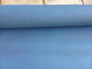 BLUE SOLARVIEW MESH For outdoor blinds,shades,awnings,windows etc 5.5 mts