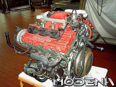 Replacement Engine Motor Repair Maserati 2.0 2.8 V6 24v 4v Quattroporte Qp