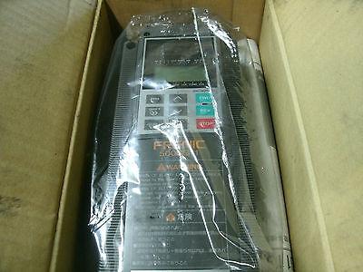 Fuji Ac Inverter Frn0.75g11s-4 Input 380-480 Vac 3ph Output 380-480vac 1-400hz