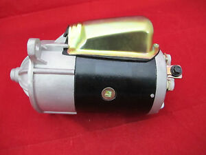 FORD-V8-MANUAL-CLAPPER-STARTER-MOTOR-CLEVELAND-WINDSOR-302-351-XW-XY-GT-GS-393