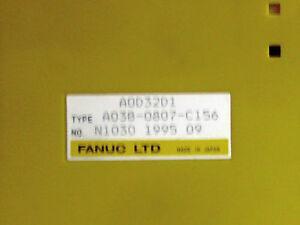 Fanuc-A03B-0807-C156-32-Point-DC-I-O-Module