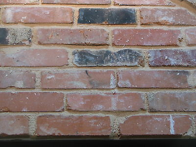 Thin Used Dallas Antique Face Brick Veneer