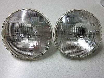 7 Inch Round Halogen Headlights Holden ALL FB EK EJ EH HD HR X2 Special