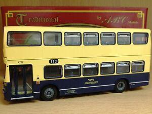 SALE!!! ABC model Ailsa Volvo Double Decker Bus - West Midlands PTE