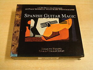 2-CD BOX / SPANISH GUITAR MAGIC