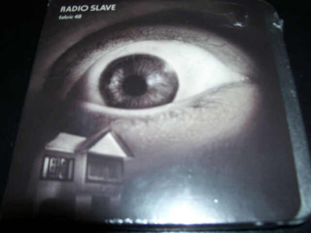 Fabric 48 Mix CD Radio Slave - New
