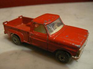 ancienne petite voiture miniature matchbox pick up ford ebay. Black Bedroom Furniture Sets. Home Design Ideas