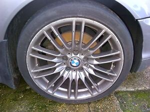 BMW 3 SERIES E46 E36 MV1 MV2 M3 ALLOY WHEELS