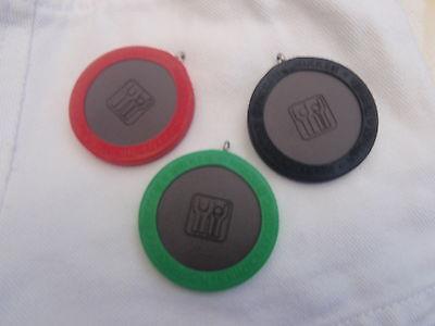 Nikken Power Chip New Model Mini Magnet Black  Brand New Magnetic Far Infrared