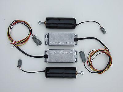 67, 68, 69 Camaro RS Vacuum Headlight Door Conversion (Electronic)